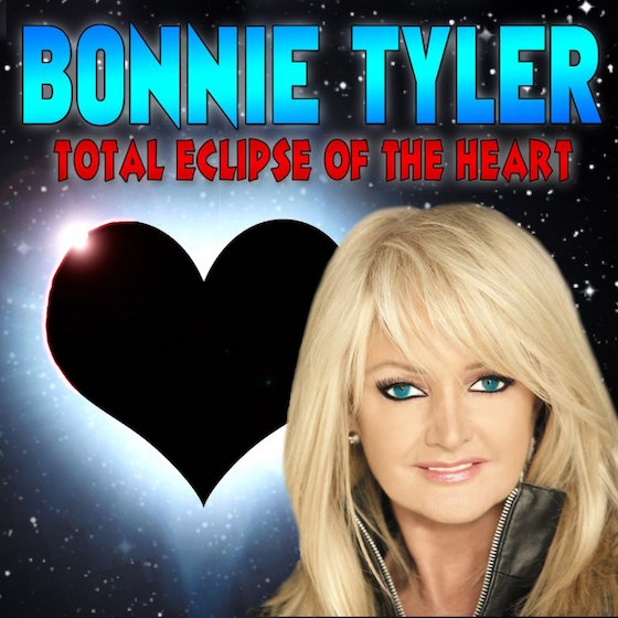 "Bonnie Tyler Will Perform ""Total Eclipse of the Heart"" During the Total Eclipse"