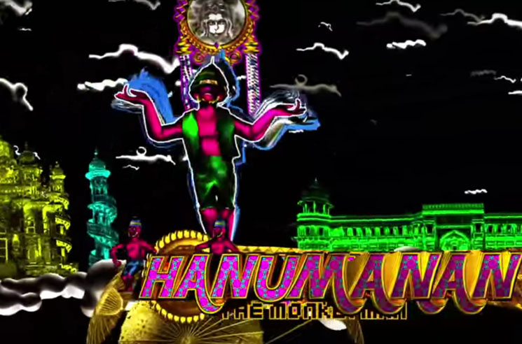 "Total Unicorn ""Hanuman"" (video)"