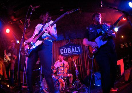 Tough Age The Cobalt, Vancouver BC, June 5