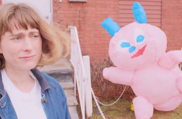 Tough Age Premiere New Video 'Me in Glue'