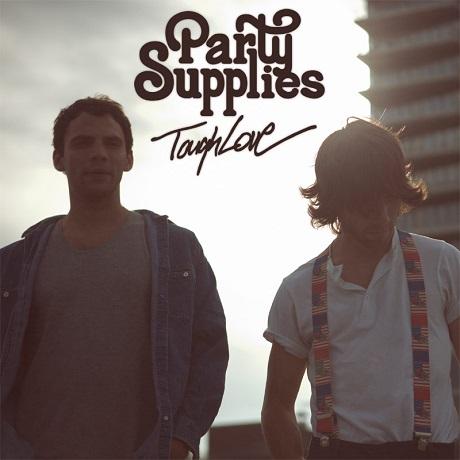 Party Supplies Announces Debut LP 'Tough Love'