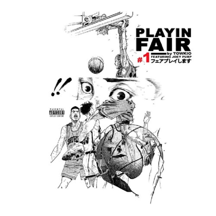 "Towkio ""Playin Fair"" (ft. Joey Purp)"