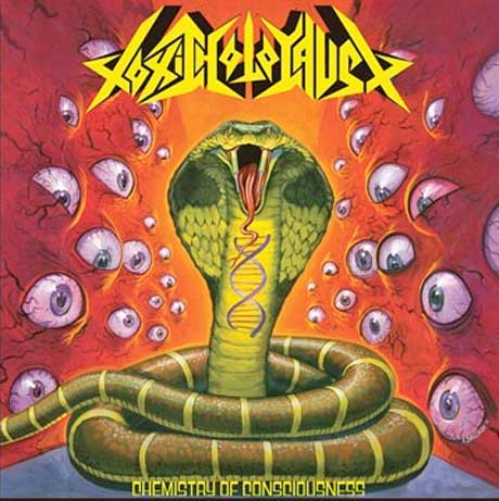 "Toxic Holocaust ""Rat Eater"""