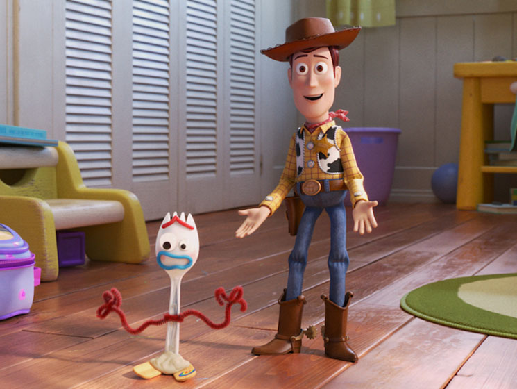 Tony Hale Sheds Light on the Political Message of 'Toy Story 4'
