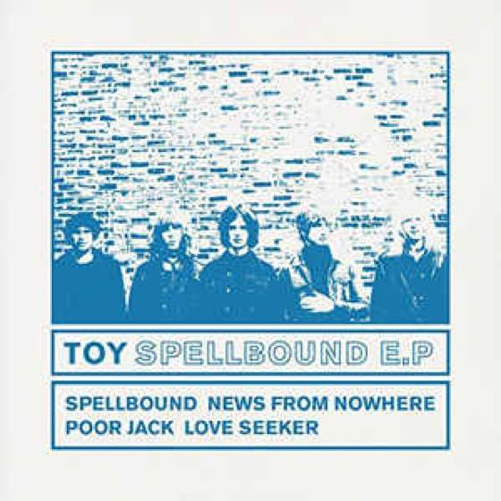 TOY Spellbound EP