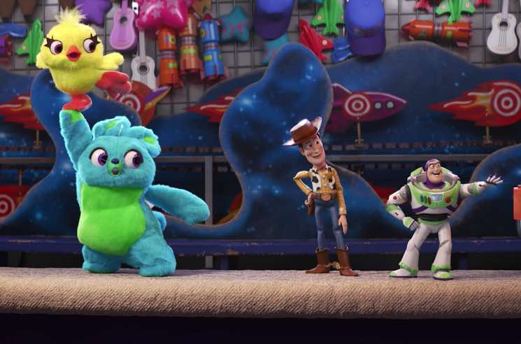 ​Key & Peele Star as Ducky and Bunny in New 'Toy Story 4' Teaser