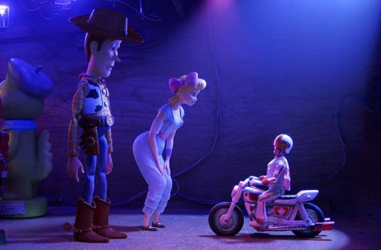 'Toy Story 4' Is a Sporking Good and Worthy Finale Directed by Josh Cooley