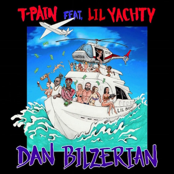 T-Pain and Lil Yachty Released an Ode to Social Media Douche Dan Bilzerian
