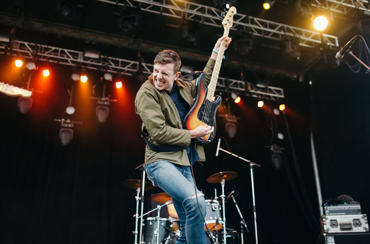 ​Tokyo Police Club, Born Ruffians and the Elwins Team Up for Western Canadian Tour
