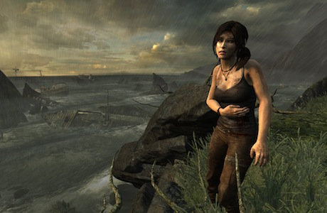 A View to a Kill Tomb Raider Ramps Up the Violence but Tries to Make it Matter