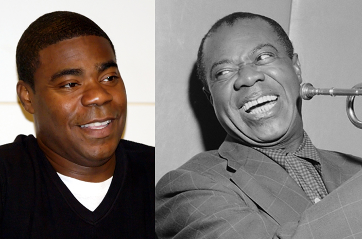 Tracy Morgan Is Starring in a Self-Funded Louis Armstrong Biopic