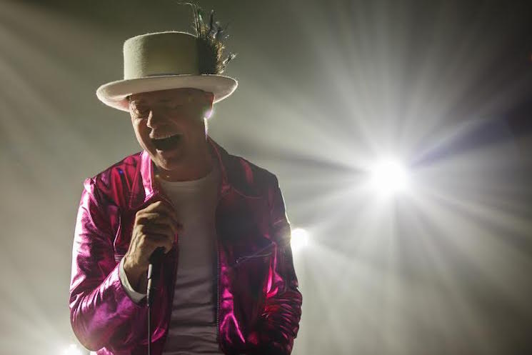 ​Gord Downie Announces 'Secret Path' Solo Shows