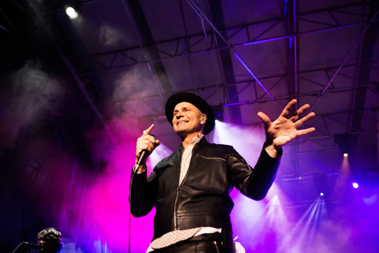 The Tragically Hip's Gord Downie Diagnosed with Terminal Brain Cancer