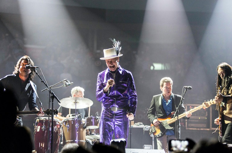 Tragically Hip to Perform with Feist at the 2021 Juno Awards