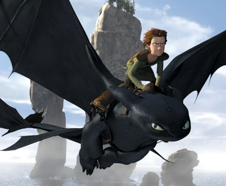 How To Train Your Dragon [Blu-Ray] Dean DeBlois and Chris Sanders
