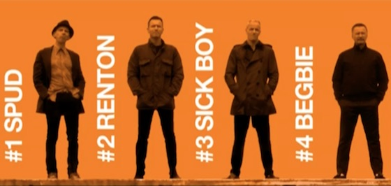 Watch Renton, Begbie, Sick Boy and Spud in the Latest 'Trainspotting 2' Teaser