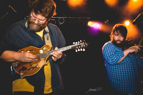 Trampled By Turtles The Phoenix, Toronto ON, September 16