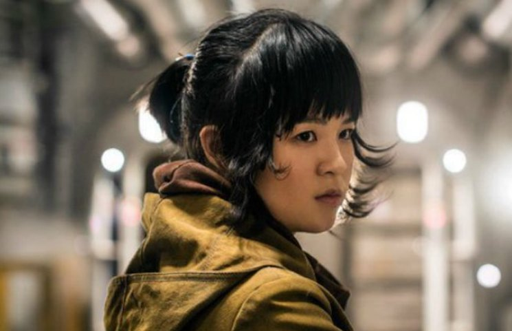'Star Wars: The Last Jedi' Star Kelly Marie Tran Bullied Off of Social Media