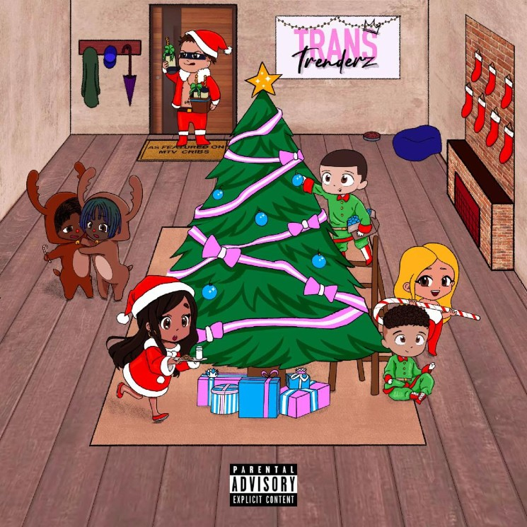 Montreal Label Trans Trenderz Shares 'It's a Very Trans Christmas' Mixtape