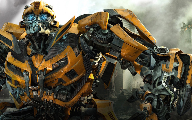 Bumblebee Is Getting His Own 'Transformers' Spinoff Movie