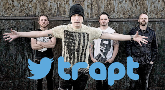 Trapt's Facebook Account Deleted for Hate Speech