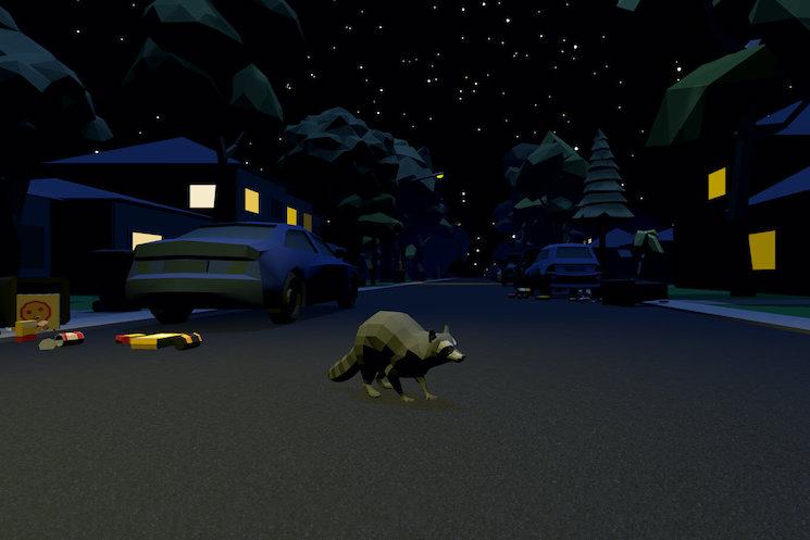 Explore Toronto as a Raccoon in 'Trash Panda' Video Game