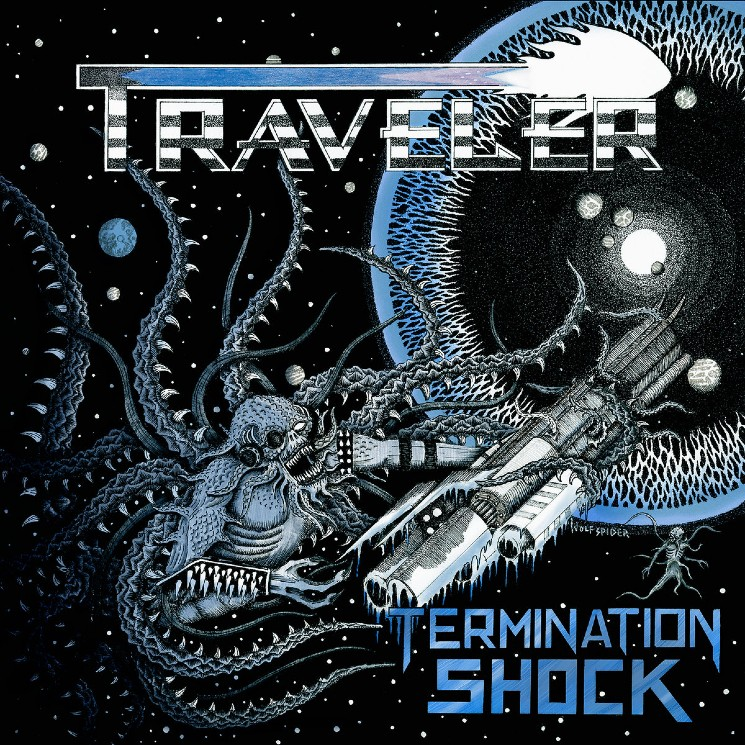 Traveler Channel the Best of Heavy Metal on 'Termination Shock'