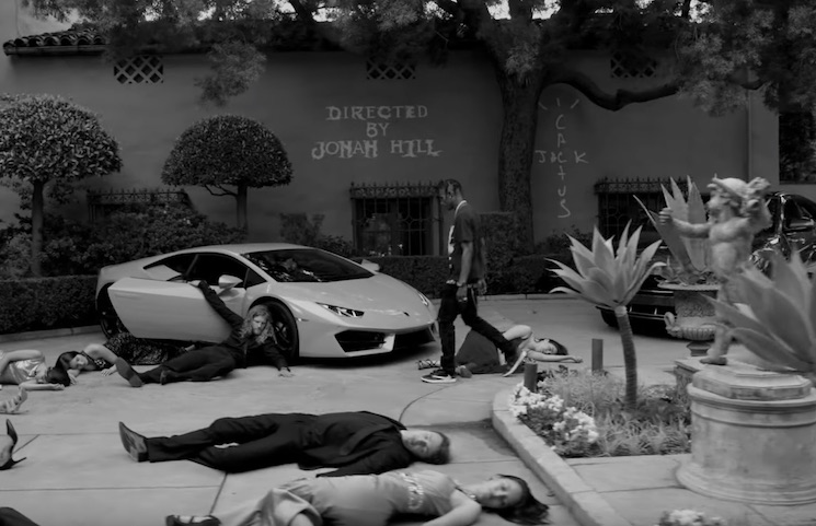 "Travis Scott Shares Jonah Hill-Directed Video for ""Wake Up"""
