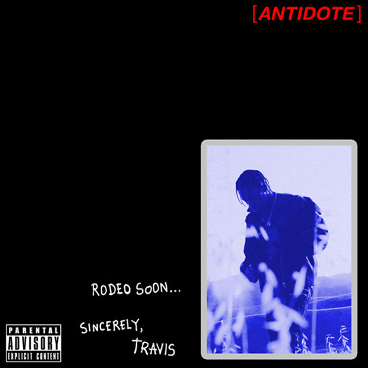 "Travi$ Scott ""Antidote"""