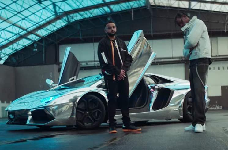 "​Travis Scott and Nav Drop ""Beibs in the Trap"" Video"