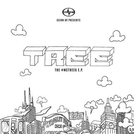 Tree THE @MCTREEEG EP
