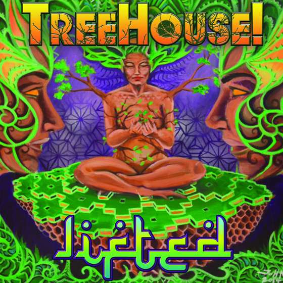 TreeHouse! Lifted