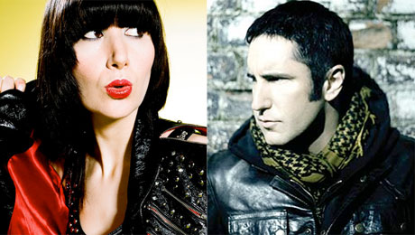 Trent Reznor and Karen O Collaborate on Led Zeppelin Cover for 'Girl with the Dragon Tattoo'