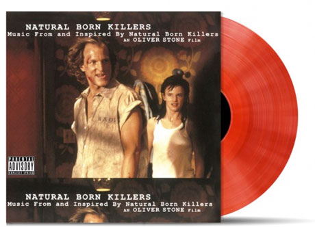 Trent Reznor's 'Natural Born Killers' Soundtrack Reissued on Vinyl