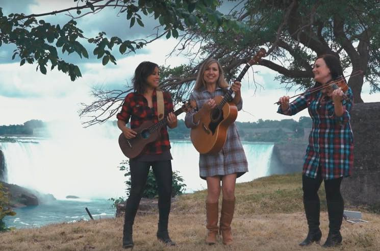 "Trent Severn ""Take Me Back"" (video)"
