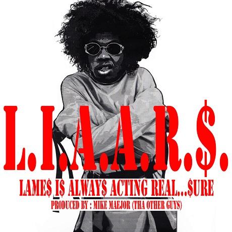 """Trinidad Jame$ """"L.I.A.A.R.S."""""""