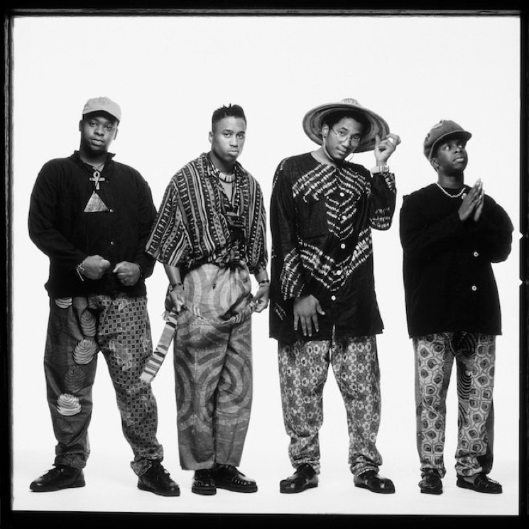 A Tribe Called Quest to Reunite on 'The Tonight Show'