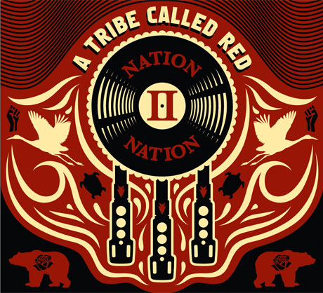 A Tribe Called Red Unveil 'Nation II Nation,' Book Canadian Festival Dates
