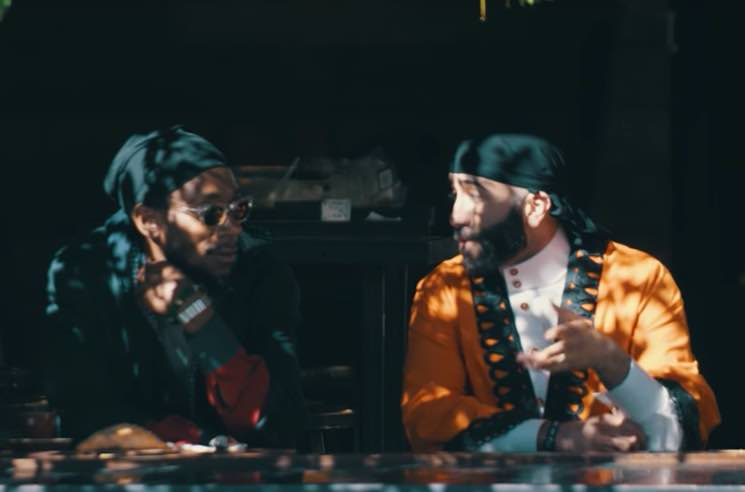 "​A Tribe Called Red, Yasiin Bey and Narcy Drop ""R.E.D."" Video"
