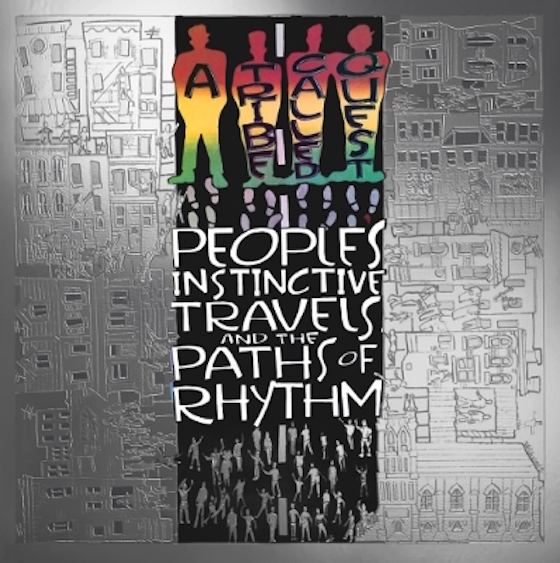 "A Tribe Called Quest ""Bonita Applebum"" (Pharrell remix)"