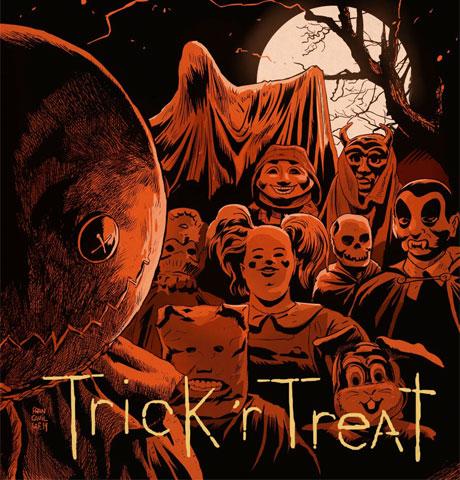 Waxwork Give 'Trick 'r Treat' Score Deluxe Vinyl Release in Time for Halloween