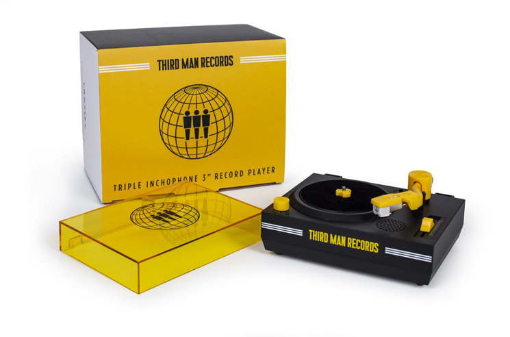 Jack White's Third Man Records Announces 3-Inch Singles Box Set