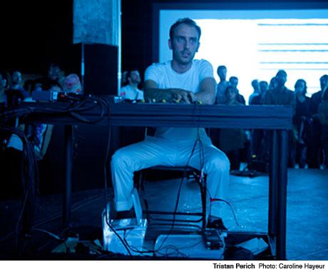 Tristan Perich Société Des Arts Technologiques, Montreal QC June 3