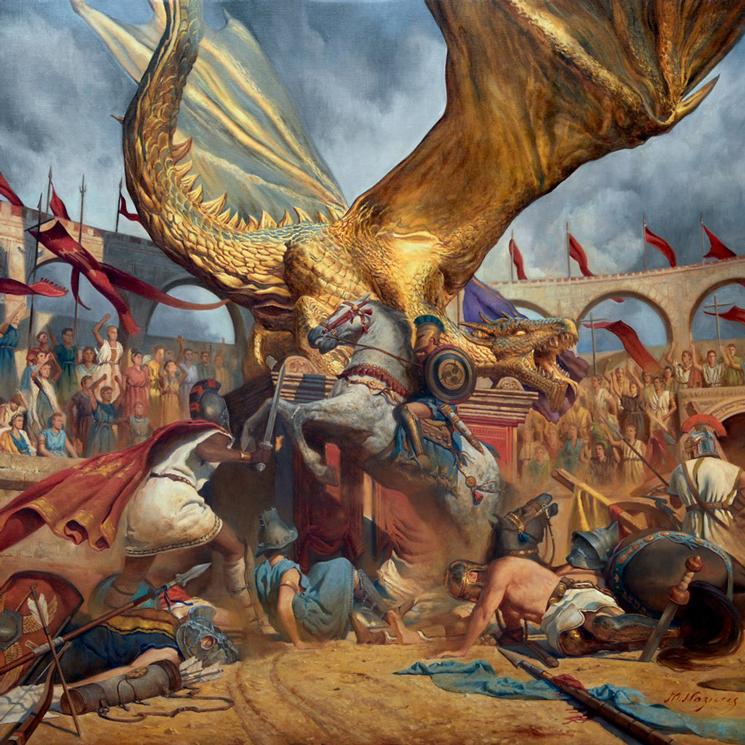 Trivium Detail New Album 'In the Court of the Dragon'