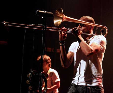 Trombone Shorty & Orleans Avenue Club Soda, Montreal QC, June 30