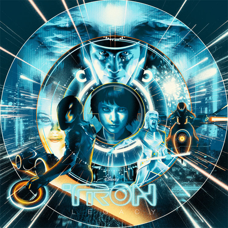 Daft Punk's 'Tron: Legacy' Treated to Expanded Vinyl Reissue