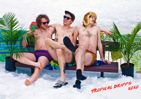 Tropical Dripps Sign to Missed Connection Records