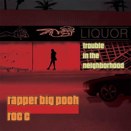 Rapper Big Pooh & Roc C Trouble in the Neighborhood