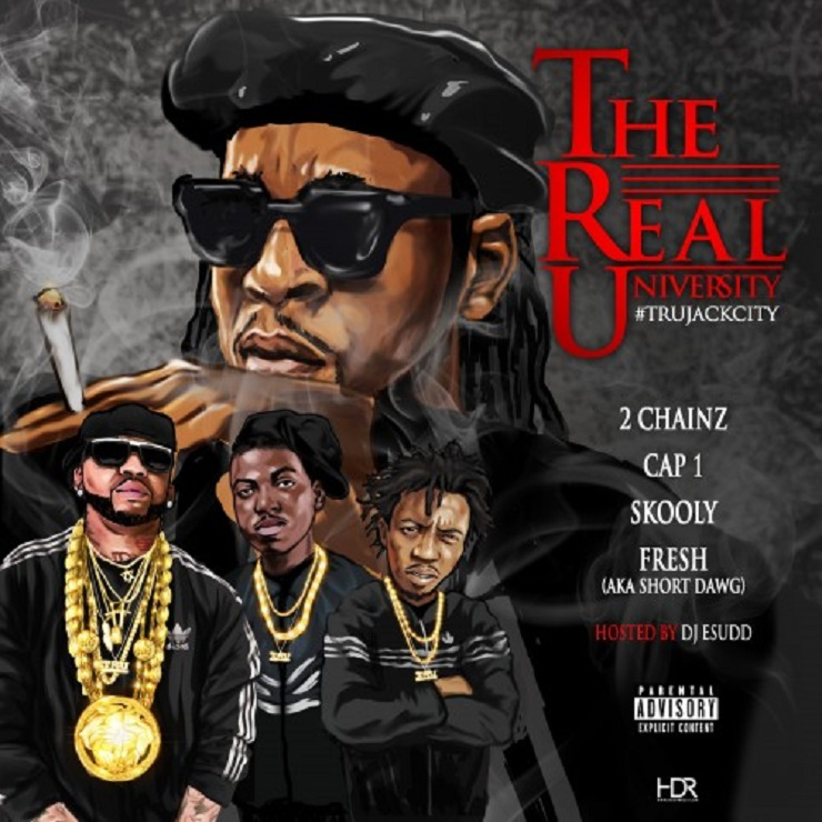 2 Chainz 'Keep It 100' (ft. Skooly, Cap 1, Short Dawg, Kaleb)