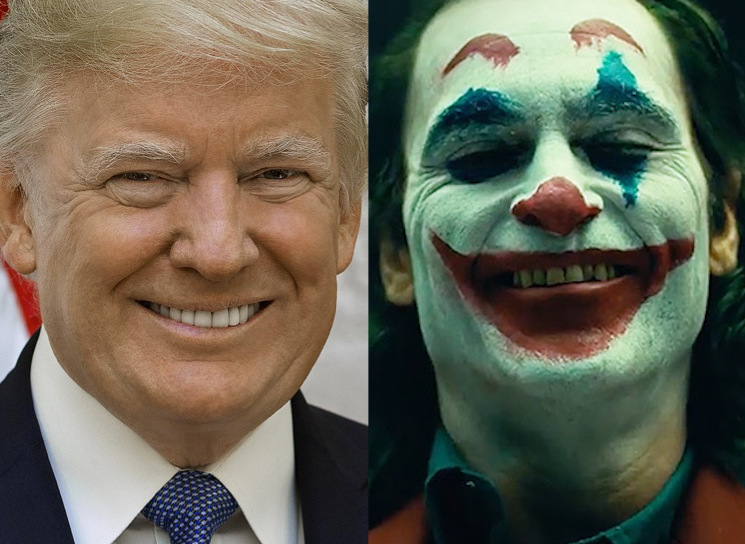 Donald Trump Reportedly Held a Private 'Joker' Screening at the White House